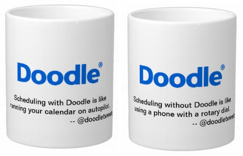 Scheduling with or without Doodle